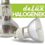 Új energiatakarékos halogén fényforrások