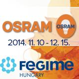Osram - Fegime akció