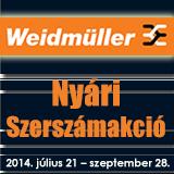Weidmüller szerszámakció